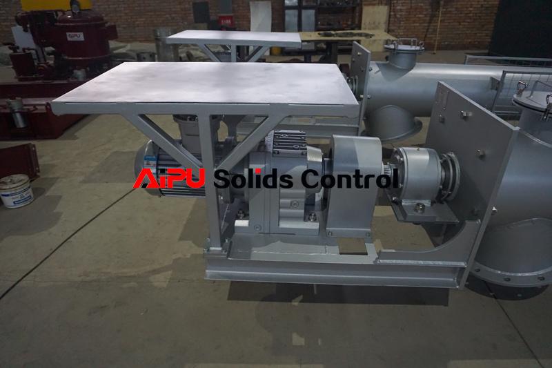 flat screw conveyor
