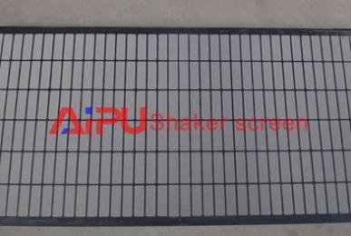 API shaker screen