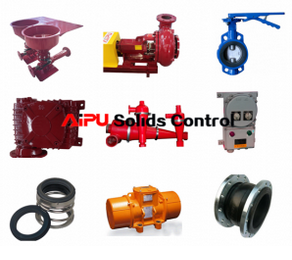 shaker spare parts