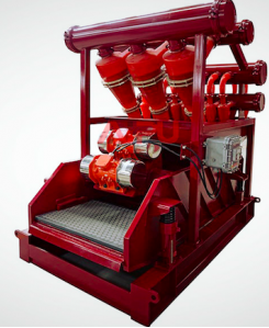 oil drilling mud cleaner