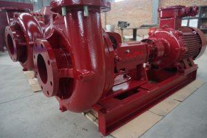 centrifugal pump for slurry