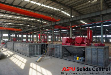 Solids Control System Manufacturing