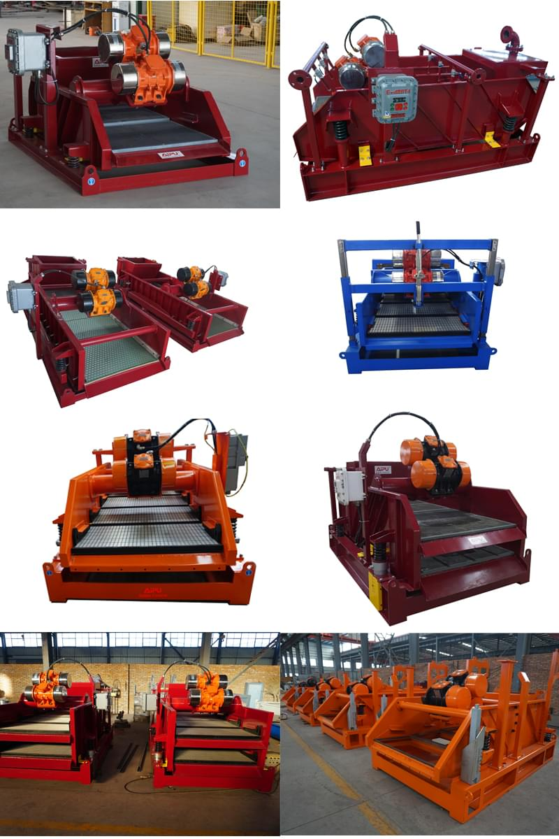 aipu all types of shale shakers