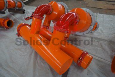 12 desander polyurethane cone