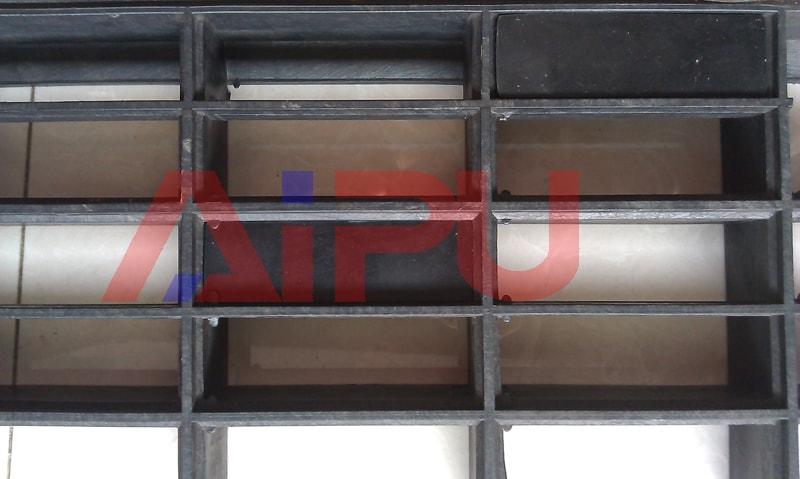 shaker screen frame