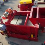 A bird's eye view shale shaker