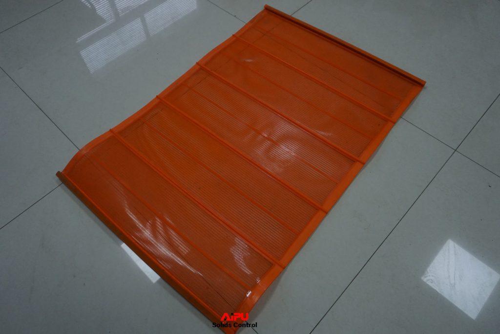 polyurethane shale shaker screen