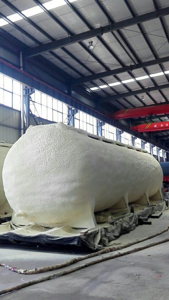 coatings diesel tank