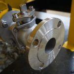 thermal diesel tank detail