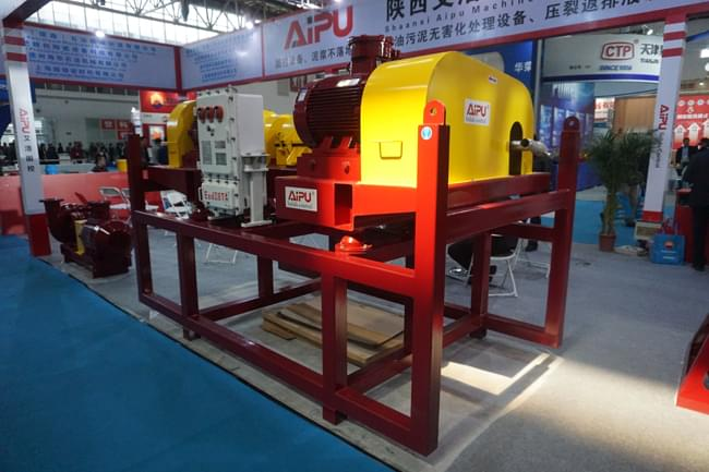 DECANTER CENTRIFUGE FOR DRILLING MUD