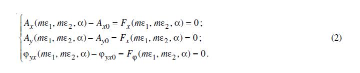 shaker formulas - 2