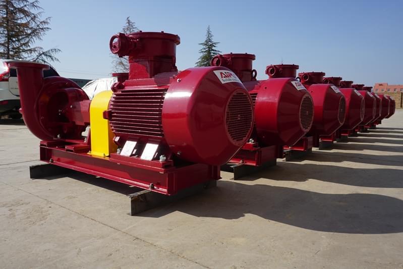 Centrifugal Pump and Centrifugal Compressor Process Containment