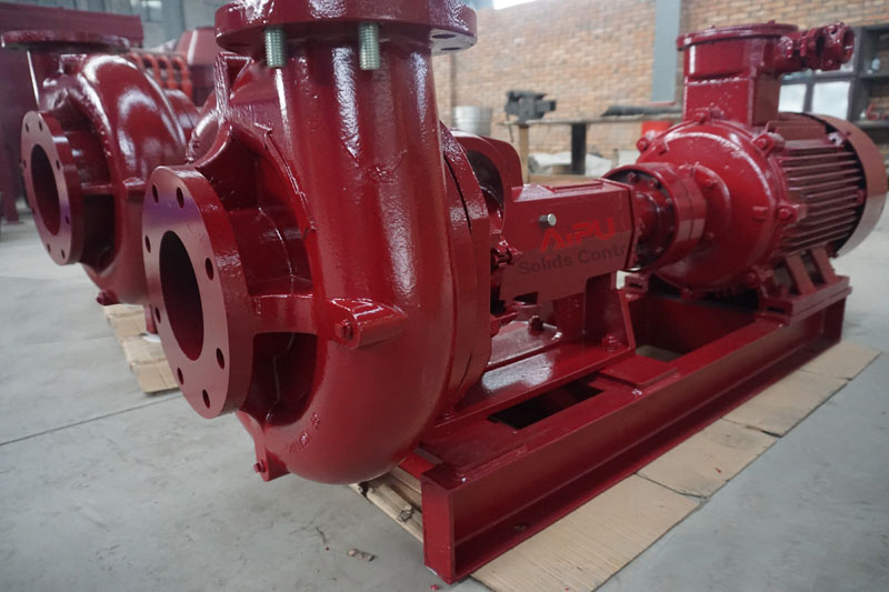 centrifugal pump for slurry