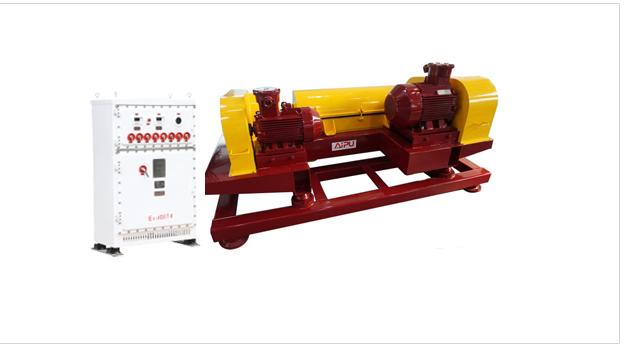 VFD Decanting centrifuge