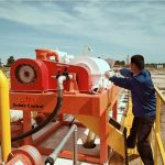 Solids Control For drilling diamond