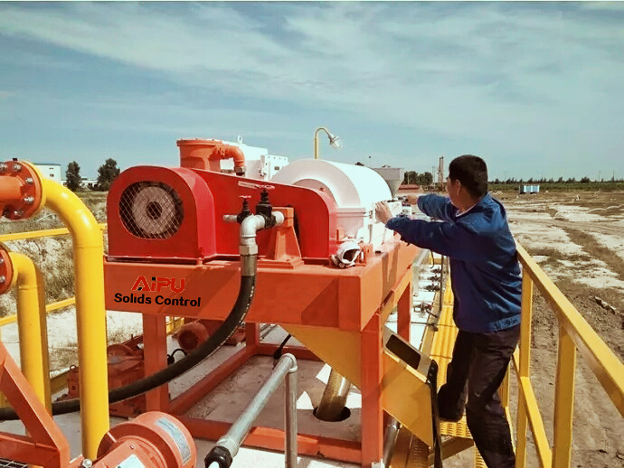Solids Control Effect In Drilling Diamond