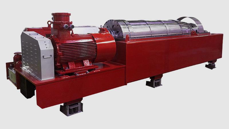 Low speedDecanter Centrifuge