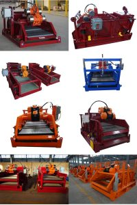 All types of shale shakers