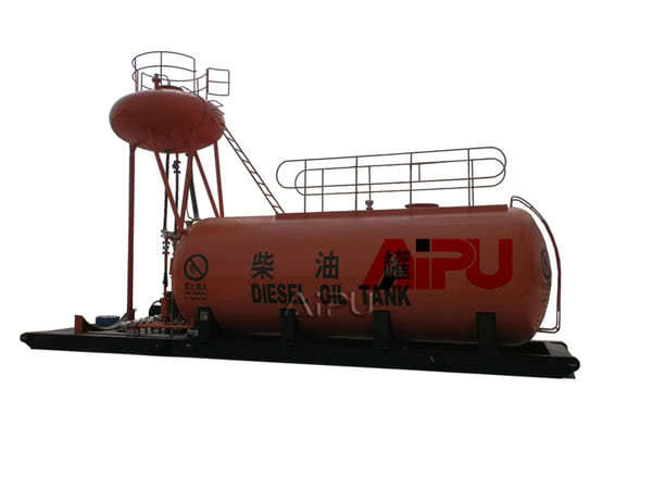 overhead tank